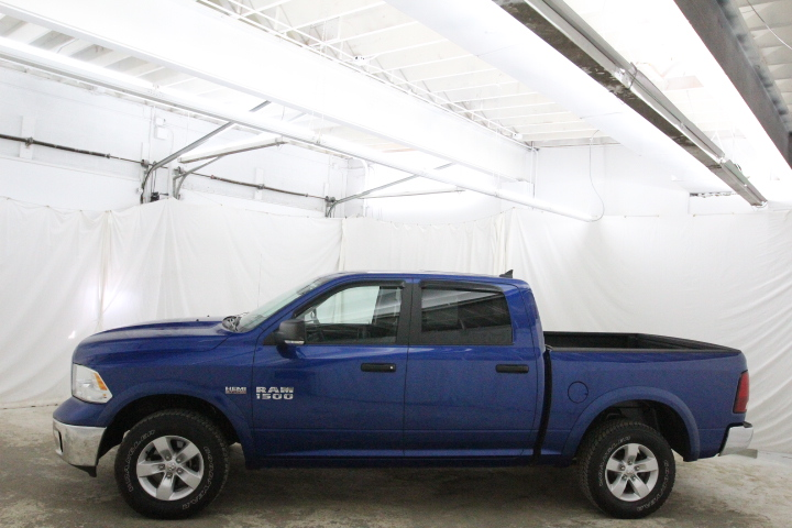 2015 Ram 1500 Crew Cab 4x4, Pickup #FS648887 - photo 8