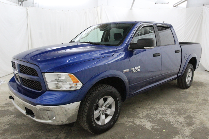 2015 Ram 1500 Crew Cab 4x4, Pickup #FS648887 - photo 9