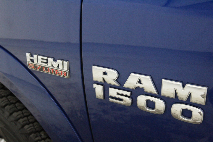 2015 Ram 1500 Crew Cab 4x4, Pickup #FS648887 - photo 18