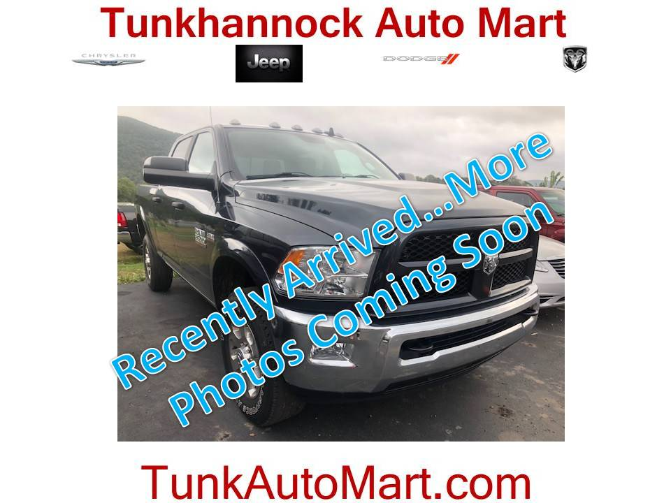2016 Ram 2500 Crew Cab 4x4,  Pickup #GG275309T - photo 1