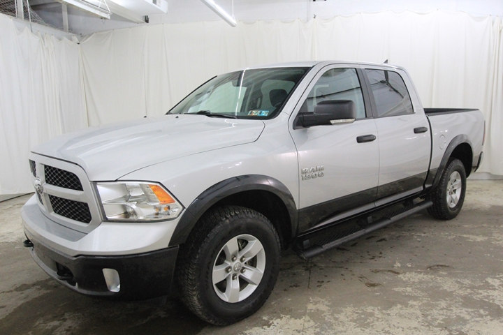 2016 Ram 1500 Crew Cab 4x4,  Pickup #GS254307 - photo 7