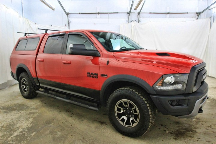 2017 Ram 1500 Crew Cab 4x4,  Pickup #HS509107A - photo 9
