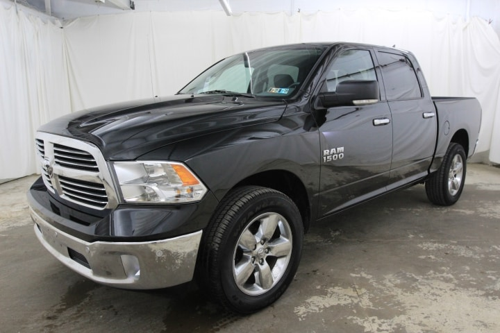 2017 Ram 1500 Crew Cab 4x4,  Pickup #HS527523P - photo 7
