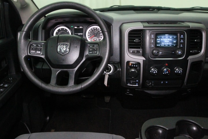 2017 Ram 1500 Quad Cab 4x4,  Pickup #HS555752 - photo 27