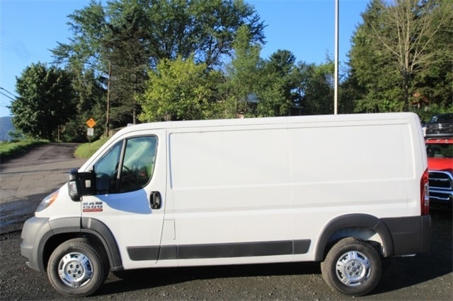 2018 ProMaster 1500 Standard Roof FWD,  Empty Cargo Van #JE100483 - photo 8