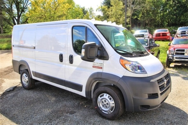 2018 ProMaster 1500 Standard Roof FWD,  Empty Cargo Van #JE140477 - photo 3