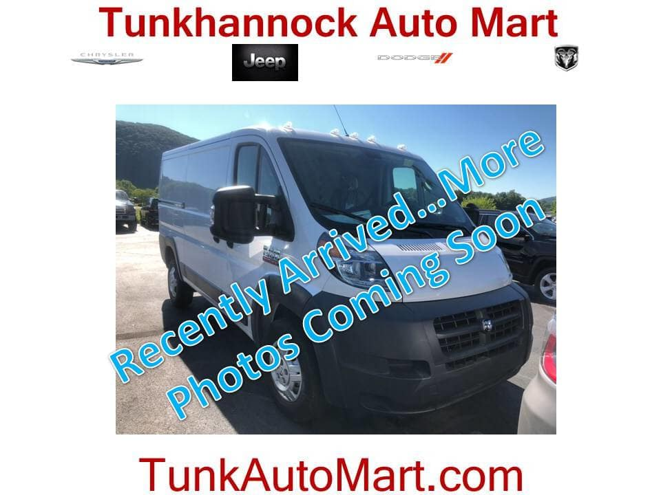 2018 ProMaster 1500 Standard Roof FWD,  Empty Cargo Van #JE140791 - photo 1