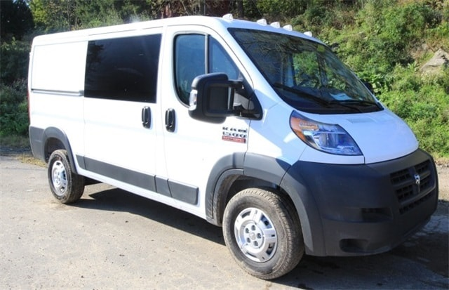 2018 ProMaster 1500 Standard Roof FWD,  Empty Cargo Van #JE155703 - photo 3