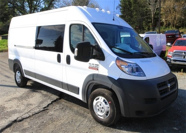 2018 ProMaster 2500 High Roof FWD,  Empty Cargo Van #JE156582 - photo 3