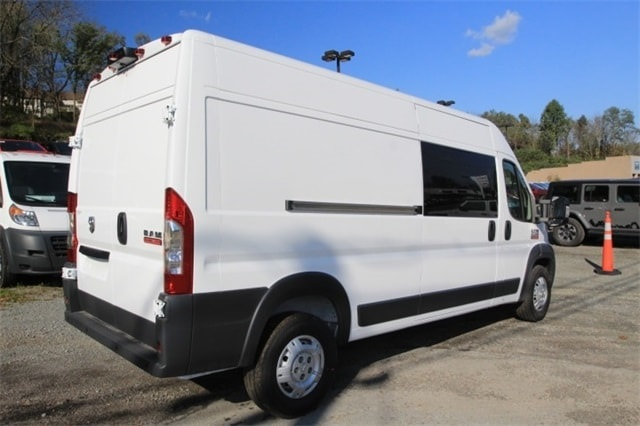 2018 ProMaster 2500 High Roof FWD,  Empty Cargo Van #JE156582 - photo 5