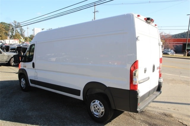 2018 ProMaster 2500 High Roof FWD,  Empty Cargo Van #JE156582 - photo 8