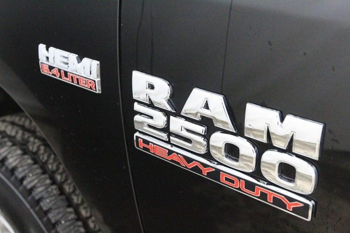 2018 Ram 2500 Crew Cab 4x4 Pickup #JG102582 - photo 15