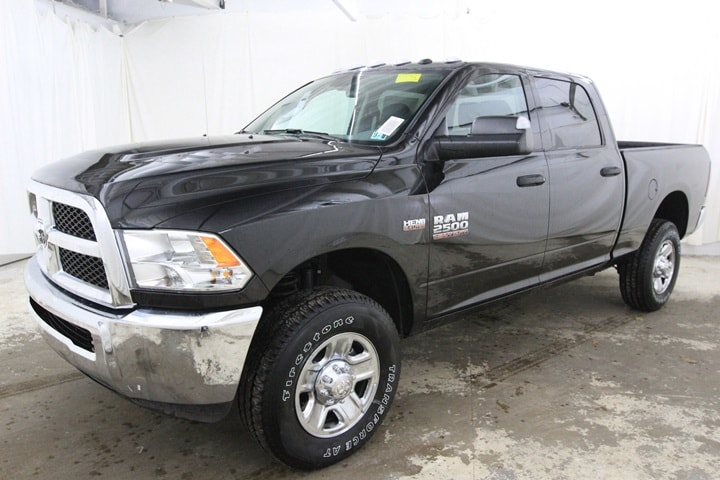 2018 Ram 2500 Crew Cab 4x4 Pickup #JG102582 - photo 8