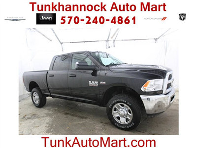 2018 Ram 2500 Crew Cab 4x4 Pickup #JG102582 - photo 1