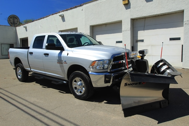 2018 Ram 2500 Crew Cab 4x4, Pickup #JG102589 - photo 3