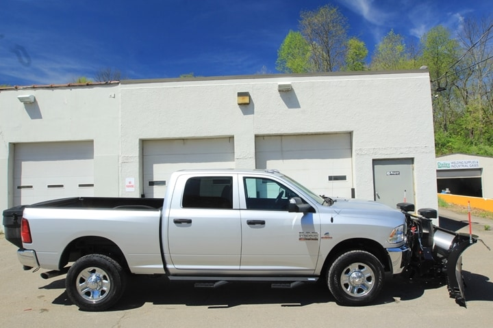 2018 Ram 2500 Crew Cab 4x4, Pickup #JG102589 - photo 4