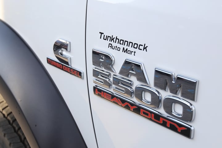 2018 Ram 5500 Regular Cab DRW 4x4, Dump Body #JG122349 - photo 14