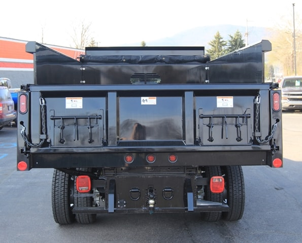 2018 Ram 5500 Regular Cab DRW 4x4, Dump Body #JG122349 - photo 5