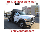 2018 Ram 5500 Regular Cab DRW 4x4, Dump Body #JG122349 - photo 1