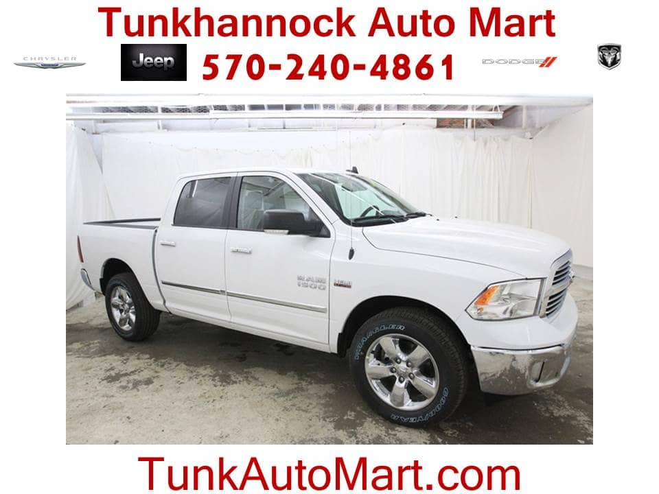2018 Ram 1500 Crew Cab 4x4, Pickup #JG129881 - photo 1