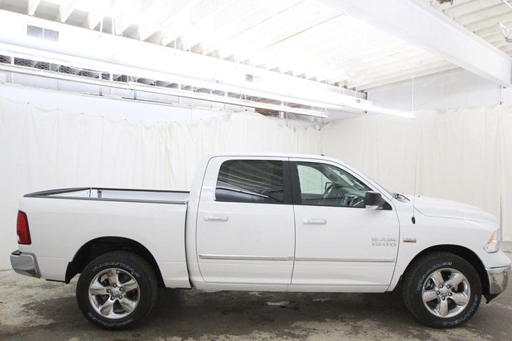 2018 Ram 1500 Crew Cab 4x4, Pickup #JG129881 - photo 4