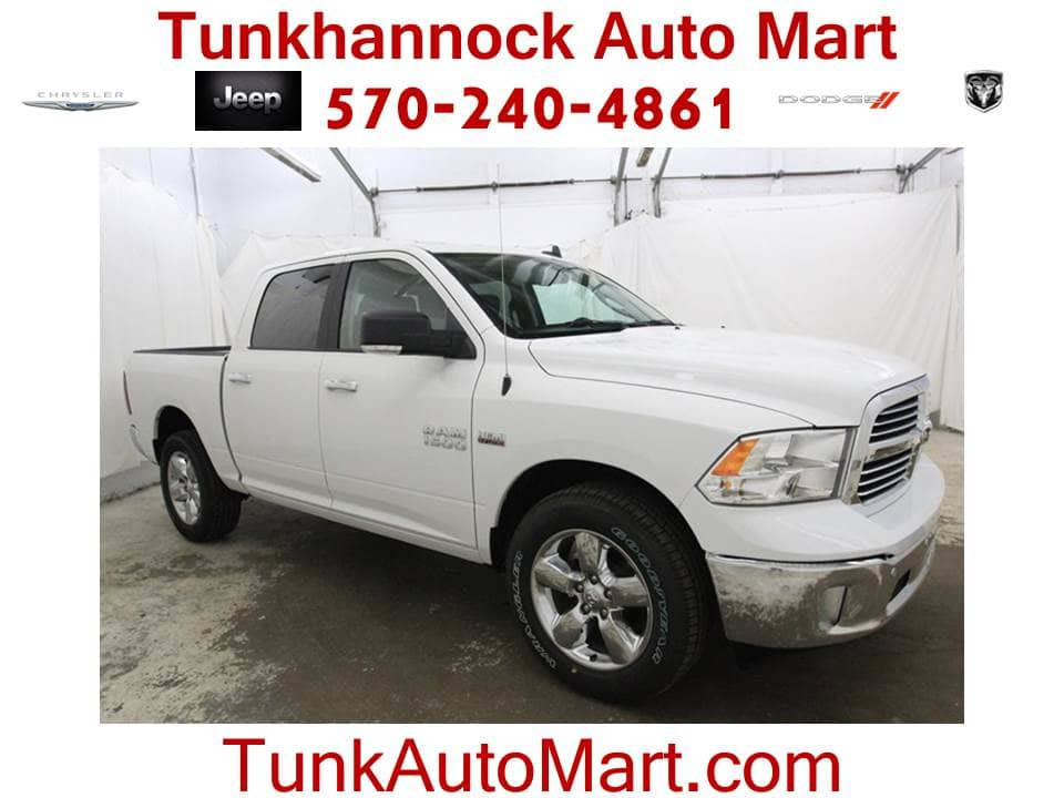 2018 Ram 1500 Crew Cab 4x4 Pickup #JG129890 - photo 1