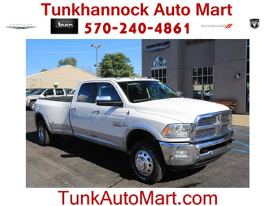 2018 Ram 3500 Crew Cab DRW 4x4 Pickup #JG132552 - photo 1