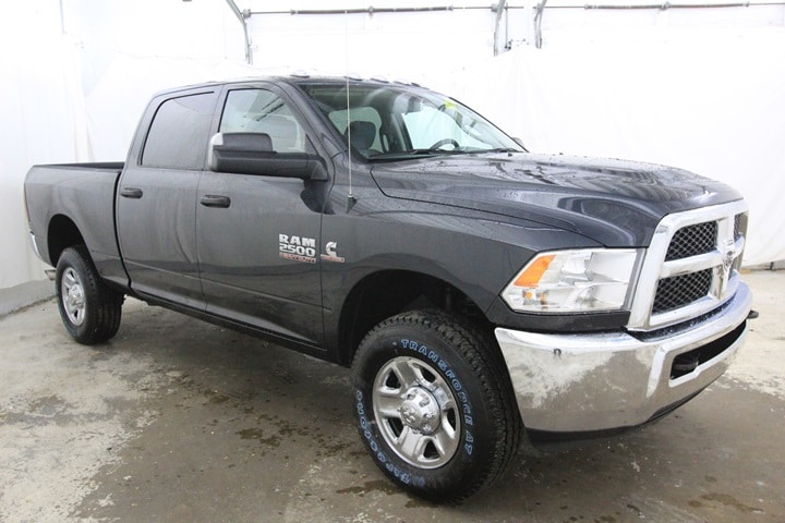 2018 Ram 2500 Crew Cab 4x4 Pickup #JG144907 - photo 3