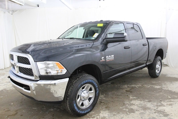 2018 Ram 2500 Crew Cab 4x4 Pickup #JG144907 - photo 8