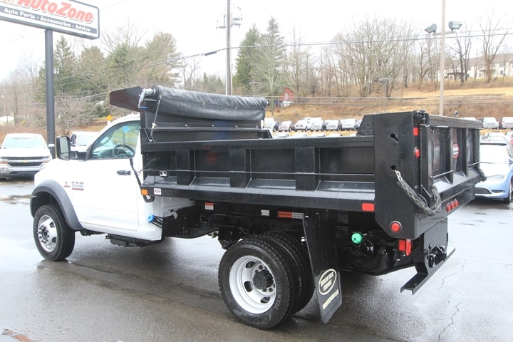 2018 Ram 5500 Regular Cab DRW 4x4,  Dump Body #JG154270 - photo 6