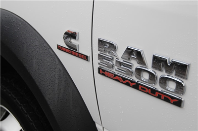 2018 Ram 5500 Regular Cab DRW 4x4,  Dump Body #JG154270 - photo 12