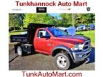2018 Ram 5500 Regular Cab DRW 4x4,  Rugby Dump Body #JG237979 - photo 1