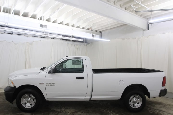 2018 Ram 1500 Regular Cab 4x4,  Pickup #JG246786 - photo 8