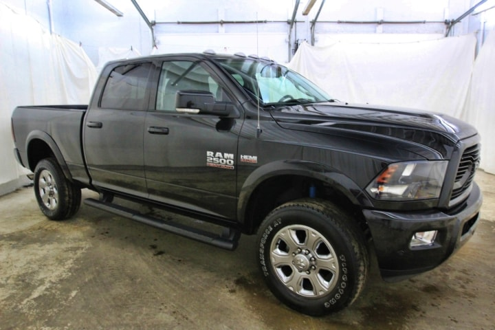 2018 Ram 2500 Crew Cab 4x4,  Pickup #JG247772P - photo 9
