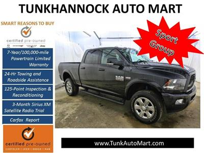 2018 Ram 2500 Crew Cab 4x4,  Pickup #JG247772P - photo 1