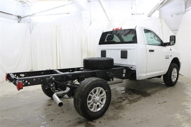 2018 Ram 3500 Regular Cab 4x4,  Cab Chassis #JG312922 - photo 2