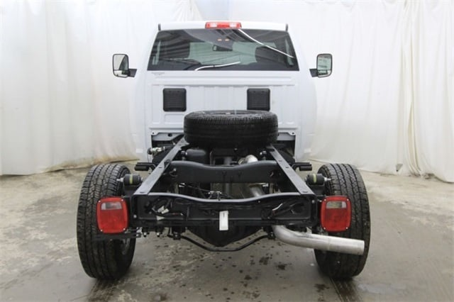 2018 Ram 3500 Regular Cab 4x4,  Cab Chassis #JG312922 - photo 5