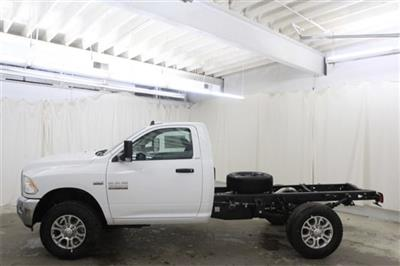 2018 Ram 3500 Regular Cab 4x4,  Cab Chassis #JG312922 - photo 8