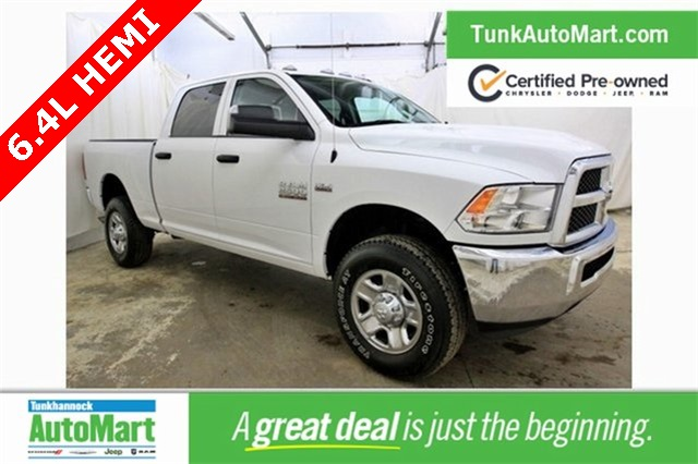2018 Ram 2500 Crew Cab 4x4,  Pickup #JG341180T - photo 1