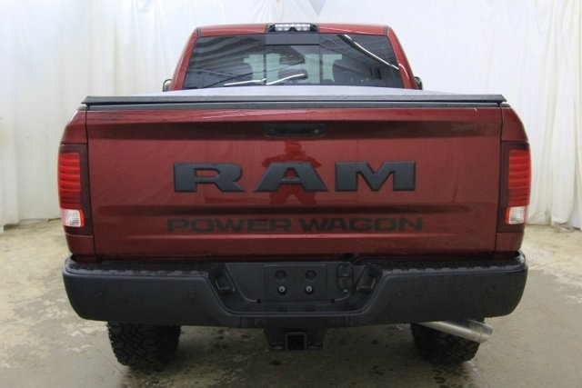 2018 Ram 2500 Crew Cab 4x4,  Pickup #JG351854 - photo 10
