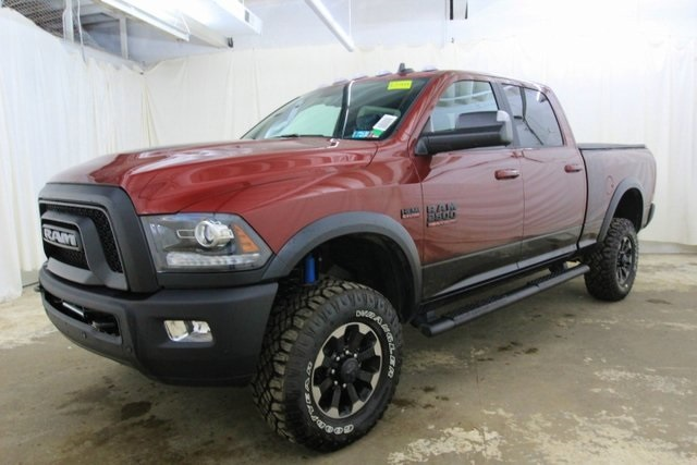2018 Ram 2500 Crew Cab 4x4,  Pickup #JG351854 - photo 17