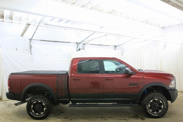 2018 Ram 2500 Crew Cab 4x4,  Pickup #JG351854 - photo 4