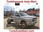 2018 Ram 3500 Regular Cab DRW 4x4,  Cab Chassis #JG376538 - photo 1