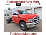 2018 Ram 3500 Regular Cab DRW 4x4,  Cab Chassis #JG376540 - photo 1