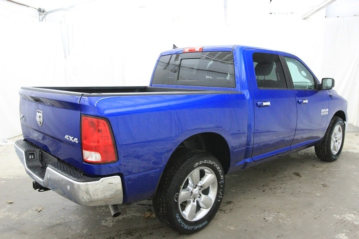 2018 Ram 1500 Crew Cab 4x4, Pickup #JS135005 - photo 2