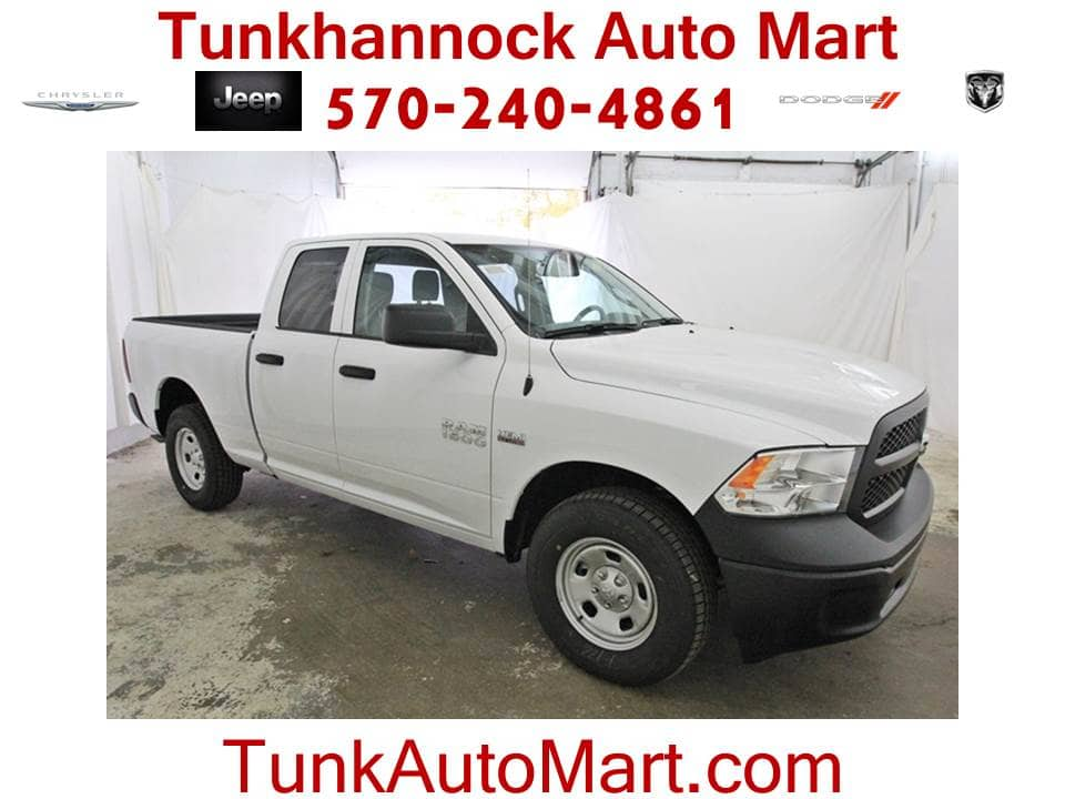 2018 Ram 1500 Quad Cab 4x4 Pickup #JS147030 - photo 1