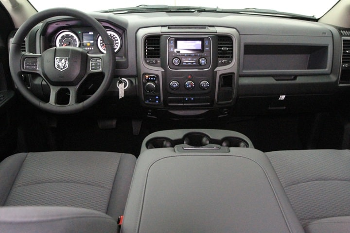 2018 Ram 1500 Quad Cab 4x4 Pickup #JS147030 - photo 26