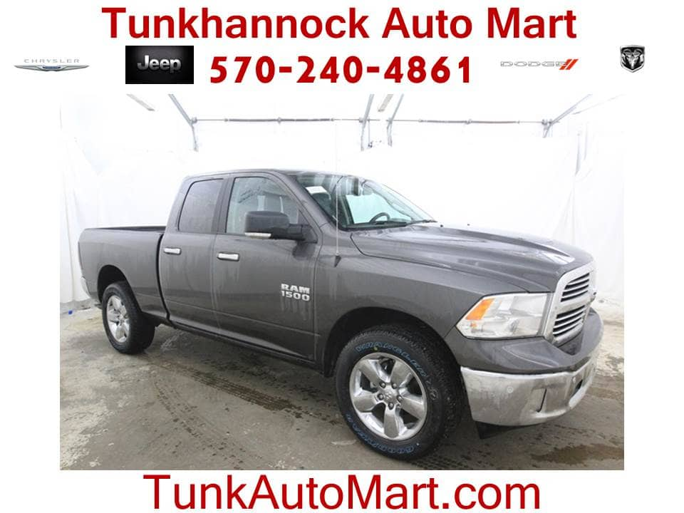 2018 Ram 1500 Quad Cab 4x4, Pickup #JS170553 - photo 1
