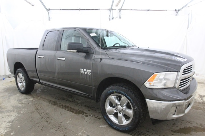 2018 Ram 1500 Quad Cab 4x4, Pickup #JS170553 - photo 3