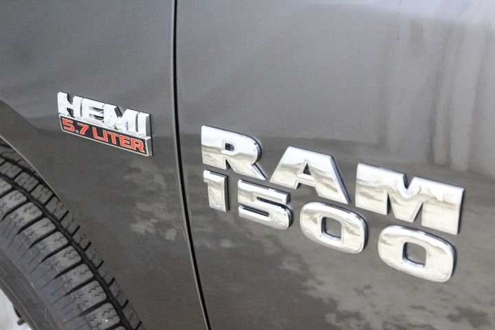 2018 Ram 1500 Quad Cab 4x4 Pickup #JS176310 - photo 16